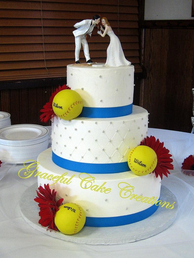 taart met ballen
