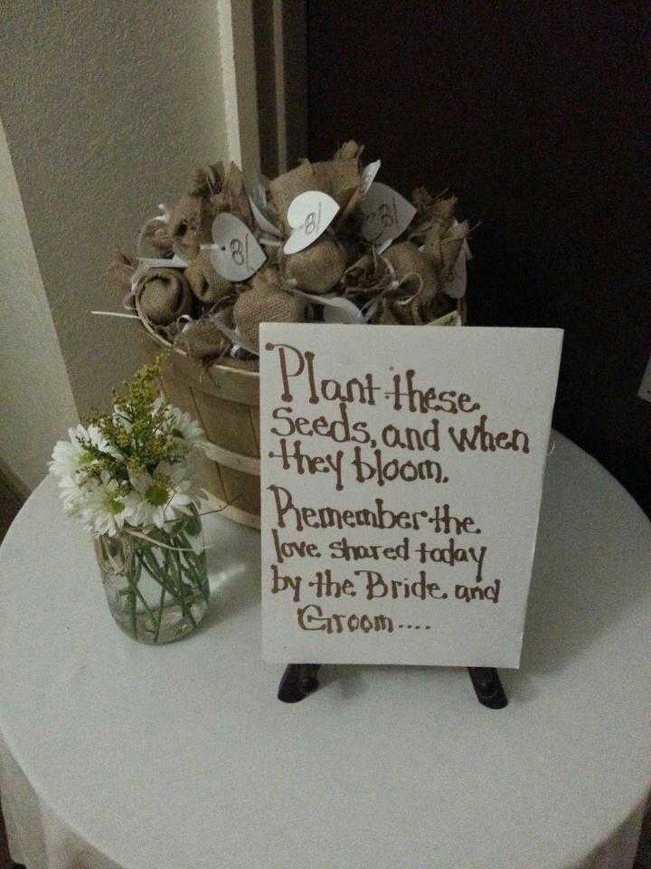 Wonderbaarlijk Bedankjes bij de bruiloft - PerfectDay Weddingplanners TL-71