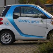 Een elektrische wagen kost veel minder dan op brandstof rijden