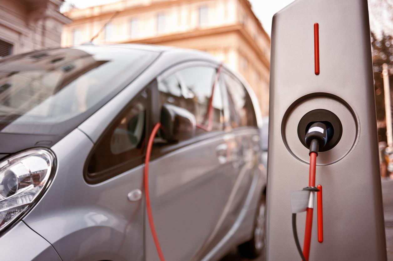 De toekomst van rijden elektrische auto's